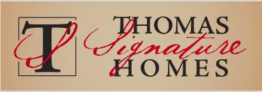 Logo- Thomas Signature Homes