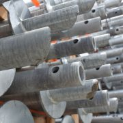 What are Helical Piers